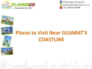 Places to Visit near GUJARAT'S COASTLINE