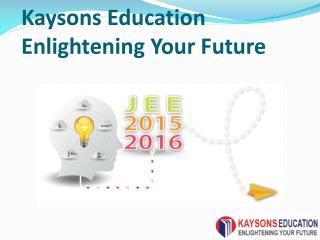 Kaysons Education Enlightening Your Future