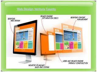 Web DesignVentura County