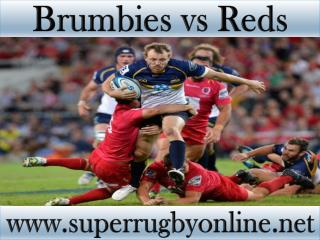 watch Brumbies vs Reds stream online live