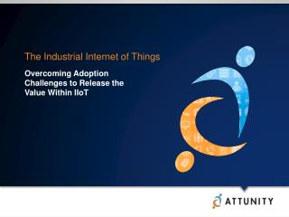 Revolutionize your business with the Industrial Internet of
