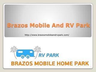 RV park - brazosmobileandrvpark.com