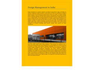 Design Management Design Management Design Management Design