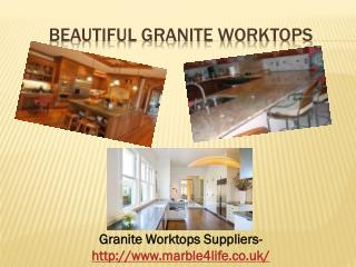 Beautiful Granite Worktops