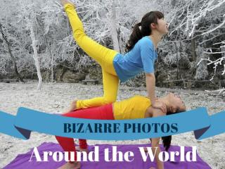 BIZARRE photos around the world