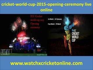 cricket-world-cup-2015 live online