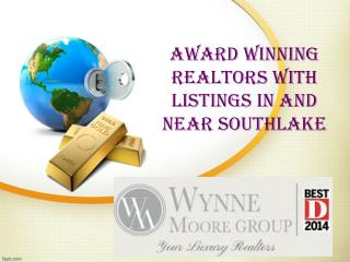 Award Winning Realtors with listings in and near Southlake
