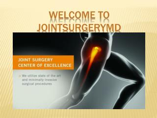 Shoulder replacement surgery los angeles