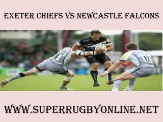 how to watch Chiefs vs Newcastle Falcons live rugby
