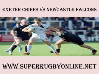 watch Chiefs vs Newcastle Falcons on rugby live