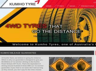 Kumho Australia's leading tyre brands