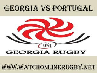 watch here Georgia vs Portugal stream hd