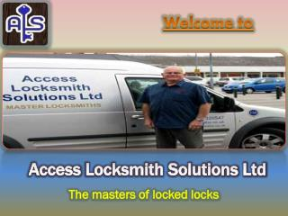 Locksmiths in Sheffield - Access Locksmith Solutions Ltd