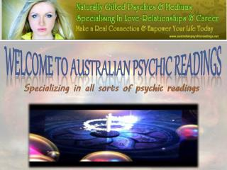 Australian Phone Psychics