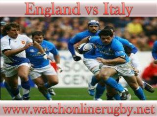 watch England vs Italy live stream online
