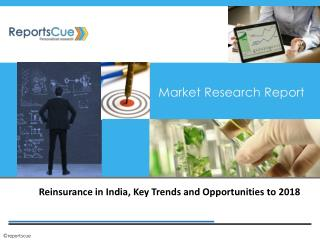 Reinsurance Market in India: Size, Key Trends, Industry, Dri