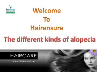 Alopecia Barbae Treatment in India