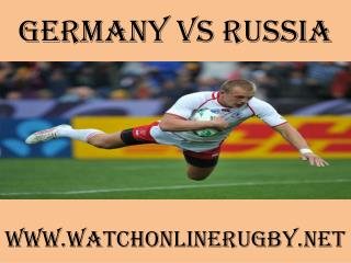 Watch Rugby Stream >> Germany v Russia Full Match