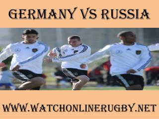 6 Nations rugby Germany vs Russia