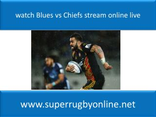 watch Blues vs Chiefs stream online live