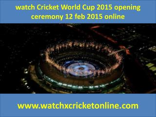 watch Cricket india vs pakistan live online
