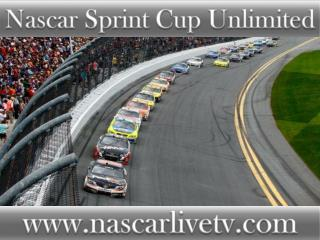 Nascar Sprint Unlimited Live Streaming