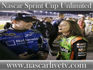 Nascar Live Sprint Unlimited Daytona International Speedway