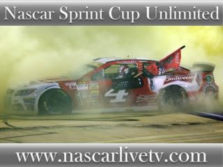 Watch Nascar Complete Laps Sprint Unlimited