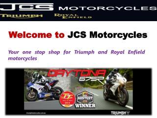 JCS Motorcycles