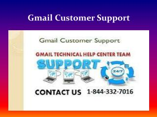 Gmail customer support for Email related problem