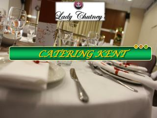 Excellence of Indian Wedding Planner in Catering Kent