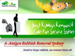A-Amigos - Sydney Rubbish Removal Services
