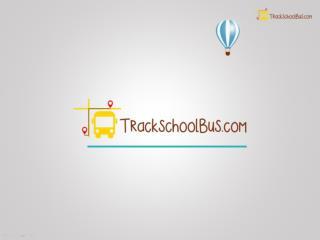 School Bus Tracker