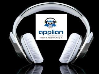 Applian Technologies Softwares Details