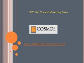 2015 Top Content Marketing Ideas and Tips