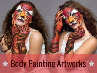 Body Painting Artworks
