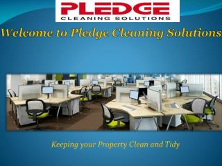 Get Industrial and Official Cleaning Service in Brisbane