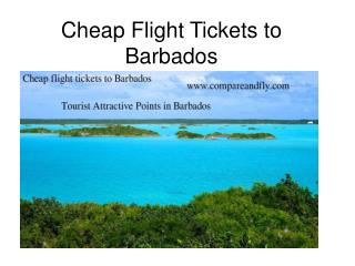 Cheap Tickets | Compare Flights to Barbados