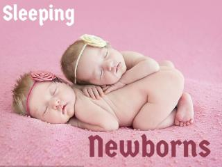 Sleeping Newborns