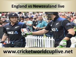 Newzealand vs England 20 feb 2015 stream