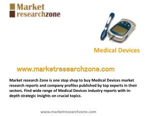 Medical Devices market research reports