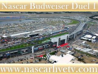 Nascar Sp Cup Budweiser Duel 2 Race 2015