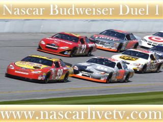 2015 Budweiser Duel 2 AT DAYTONA LIVE