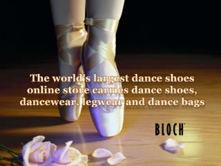 The world's largest dance shoes online store carries dance s