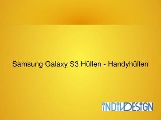 Samsung Galaxy S3 Hüllen Produkt-Designs mit Preisen- Handyh