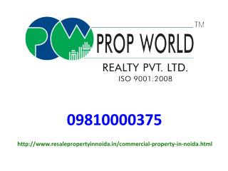 Commercial Property In Noida For Sale And Rent