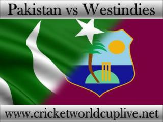 hot streaming@@@@ Pakistan vs West indies ((())))