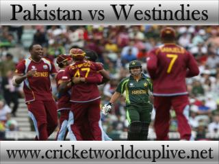 android stream cricket ((( Pakistan vs West indies )))