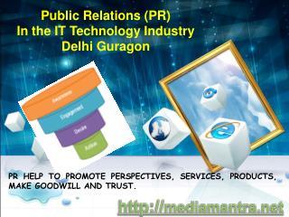 IT Technology PRAgency in Delhi Gurgaon