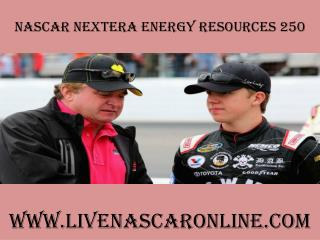 watch Nascar NextEra Energy Resources 250 race live
